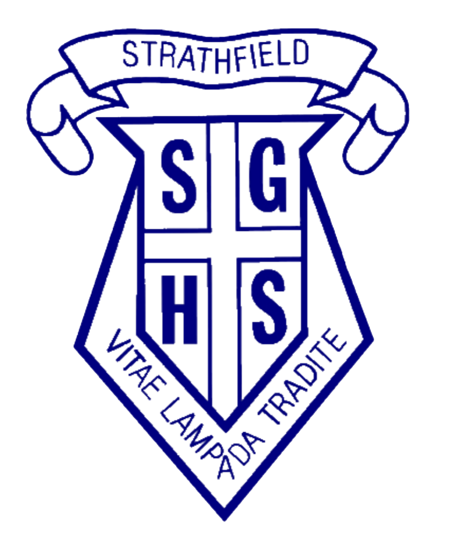 Strathfield Girls High School logo